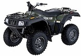 arctic cat 400 atv 2004 owners manual